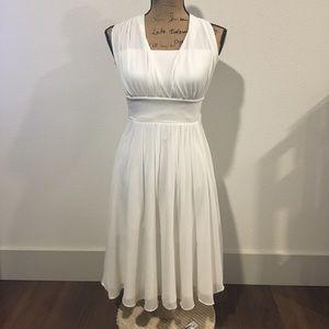 WHBM Convertible Marilyn Monroe Style Dress EUC